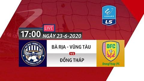 Link xem Vũng Tàu vs Đồng Tháp 236 - Lịch thi đấu HNQG 2020 hình ảnh