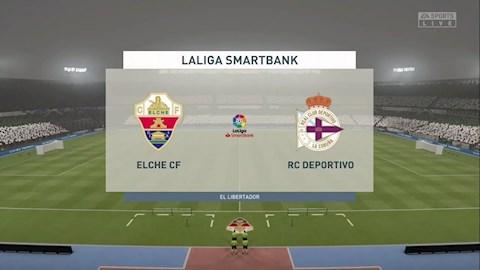 Elche vs Deportivo 0h30 ngày 246 Hạng 2 TBN 201920 hình ảnh