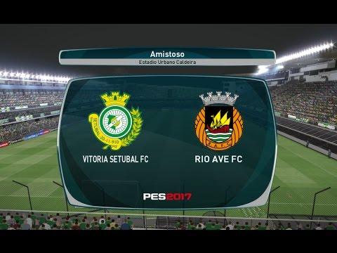 Setubal vs Rio Ave 1h00 ngày 246 VĐQG Bồ Đào Nha 201920 hình ảnh