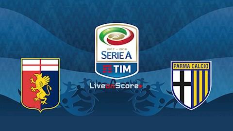 Genoa vs Parma 2h45 ngày 246 Serie A 201920 hình ảnh