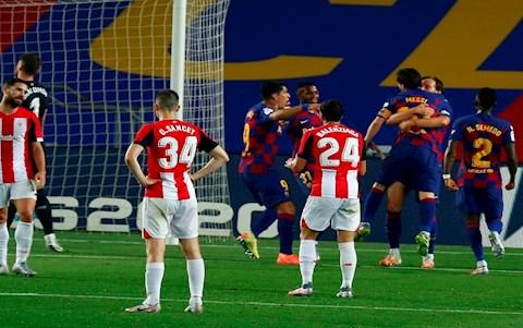 5 người hùng và tội đồ sau trận đấu Barca 1-0 Bilbao hình ảnh