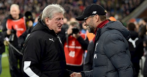 HLV Roy Hodgson nhận định trận Liverpool vs Crystal Palace hình ảnh