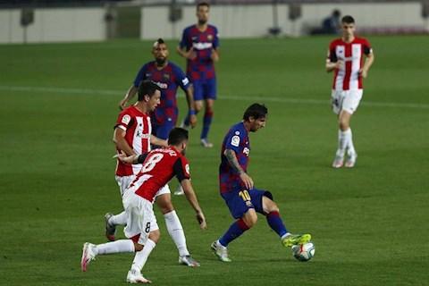 Lionel Messi co pha kien tao thu 15 o La Liga mua nay