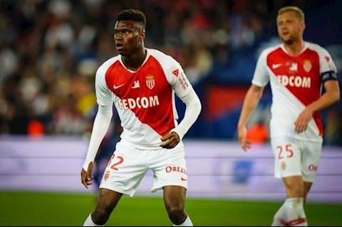 Bất lực vụ Koulibaly, MU nhắm sao trẻ Badiashile của Monaco hình ảnh