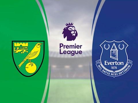 Norwich vs Everton 0h00 ngày 256 Premier League 201920 hình ảnh