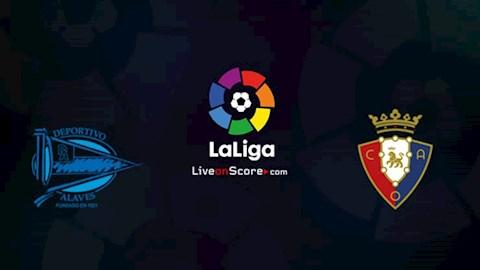 Alaves vs Osasuna 0h30 ngày 256 La Liga 201920 hình ảnh