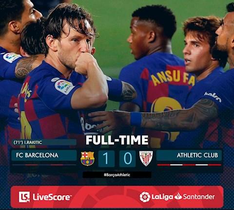 Link xem video ban thang Barca 1-0 Bilbao dem qua