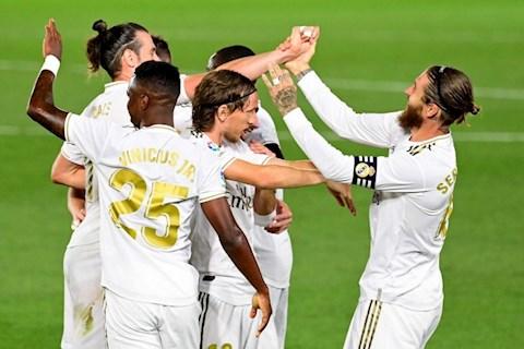 Real thang Mallorca 2-0