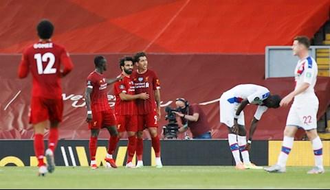 Trực tiếp bóng đá Liverpool 4-0 Palace (H2) Mane lập công hình ảnh 3