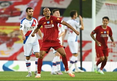 Trực tiếp bóng đá Liverpool 4-0 Palace (H2) Mane lập công hình ảnh 4