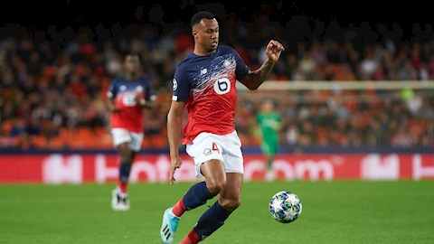 Trung vệ Gabriel mở toang cánh cửa đến Arsenal hình ảnh
