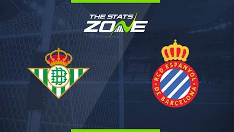 Betis vs Espanyol 3h00 ngày 266 La Liga 201920 hình ảnh