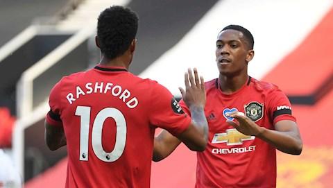 MU thắng tưng bừng Sheffield, Solskjaer mơ vượt mặt cả Chelsea hình ảnh