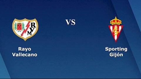 Nhận định bóng đá Vallecano vs Gijon 0h30 ngày 26/6 (Hạng 2 TBN 2019/20)