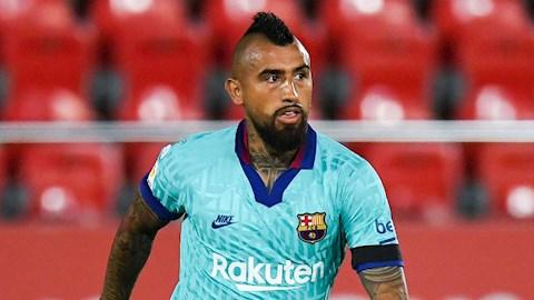 Thất thế trước Real, Vidal vẫn mơ lật kèo phút chót hình ảnh
