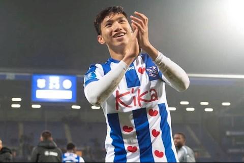 Văn Hậu lên tiếng sau quyết định gọi trở về của Hà Nội FC hình ảnh