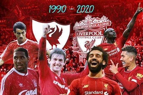 Liverpool vô địch Premier League sau 30 năm: Cơn đau chấm dứt