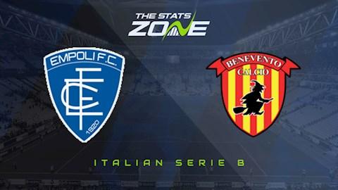 Empoli vs Benevento 2h00 ngày 276 Hạng 2 Italia 201920 hình ảnh