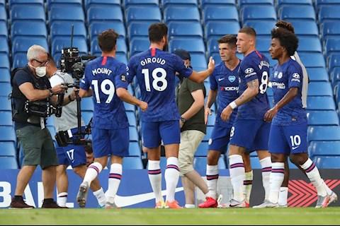 Phil Neville bày cách giúp Chelsea vô địch NHA mùa tới hình ảnh