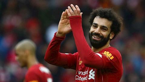 Salah nguyện gắn bó lâu dài với Liverpool hình ảnh