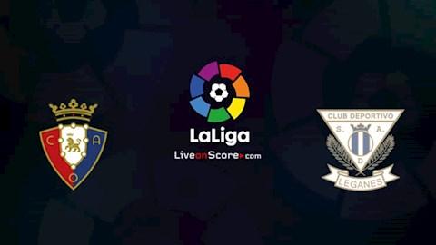 Osasuna vs Leganes 0h30 ngày 286 La Liga 201920 hình ảnh
