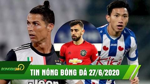 TIN NÓNG BÓNG ĐÁ 276 Ronaldo toả sáng đưa Juven lên đỉnh hình ảnh