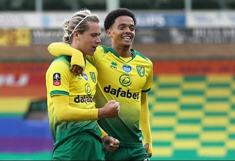 Trực tiếp bóng đá Norwich 1-1 MU (H2) hình ảnh 4