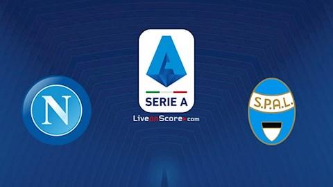 Napoli vs Spal 0h30 ngày 296 Serie A 201920 hình ảnh