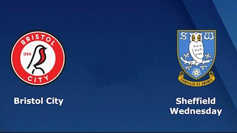 Bristol City vs Sheffield Wed 18h00 ngày 286 Hạng nhất Anh 201920 hình ảnh