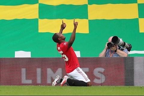 Thống kê Norwich 1-2 MU Quỷ đỏ đi vào lịch sử FA Cup hình ảnh