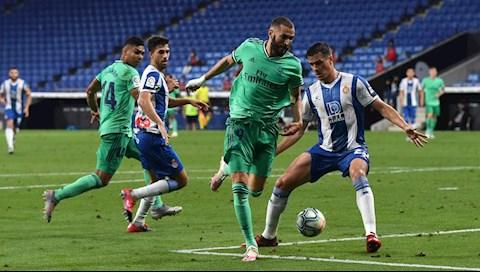 Kết quả trận đấu Espanyol vs Real Madrid 0-1 La Liga 201920 hình ảnh
