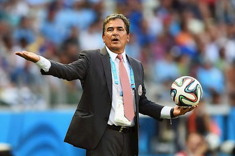 HLV Jorge Pinto nhận thất bại trong trận ra mắt ĐT UAE hình ảnh