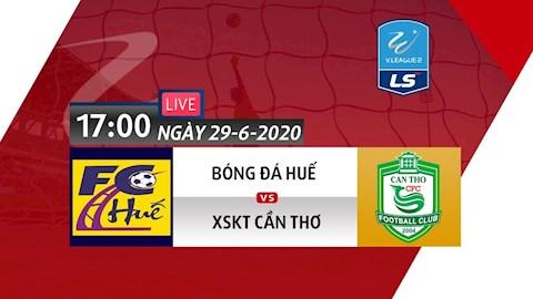 Huế vs Cần Thơ hôm nay 296 link Next Sport - LTD HNQG 2020 hình ảnh