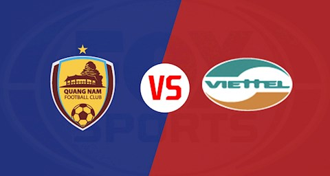 Quảng Nam vs Viettel 17h00 ngày 296 V-League 2020 hình ảnh