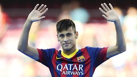 7 năm ngày Neymar ra mắt Barca hình ảnh