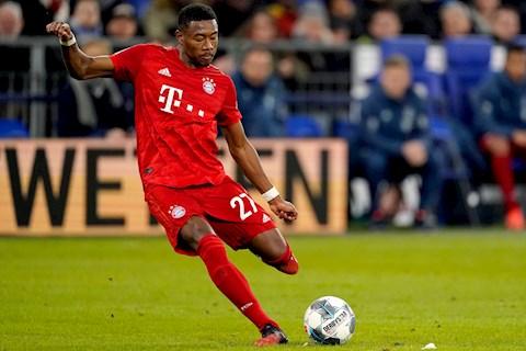 David Alaba: Trung vệ xuất sắc nhất Bundesliga?