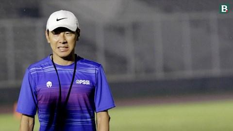 HLV Shin Tae-yong bực tức vì Indonesia muốn 'ăn xổi' hình ảnh