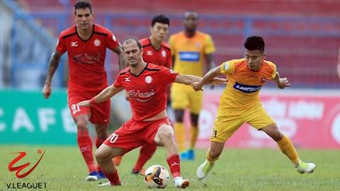 Lịch thi đấu VLeague hôm nay 562020 LTD bóng đá Việt Nam hình ảnh