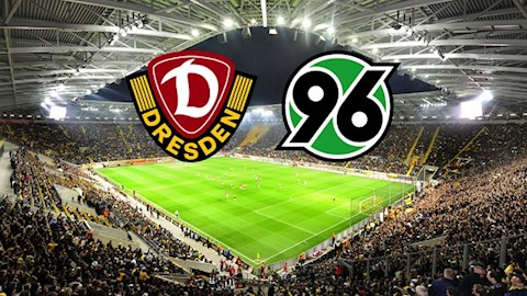 Hannover vs Dynamo Dresden 23h30 ngày 36 Hạng 2 Đức 201920 hình ảnh