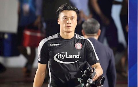 Quảng Ninh 0-3 TPHCM Màn tái xuất ấn tượng của Bùi Tiến Dũng hình ảnh