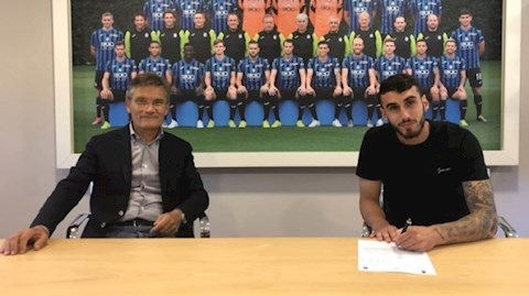 Simone Muratore roi Juventus