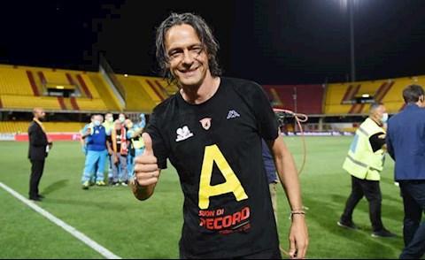 Đội bóng của Super Pippo giành vé lên Serie A hình ảnh