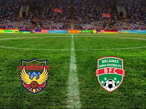 Hà Tĩnh vs Bình Dương 18h00 ngày 306 V-League 2020 hình ảnh