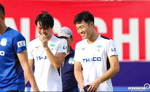 Những điểm nhấn sau trận HAGL 1-0 Hồng Lĩnh Hà Tĩnh hình ảnh
