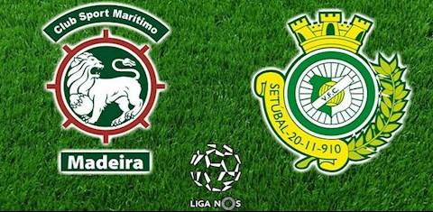 Maritimo vs Vitoria Setubal 1h00 ngày 56 VĐQG Bồ Đào Nha hình ảnh