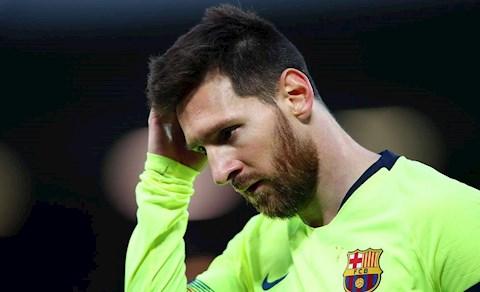 Barca tiết lộ lý do Lionel Messi chỉ tập một mình những ngày qua hình ảnh