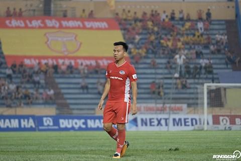 Nam Dinh vs Viettel Ho Khac Ngoc
