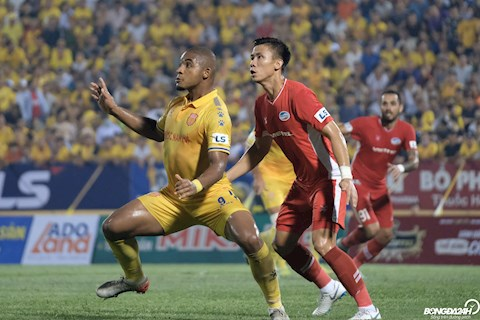 Nam Dinh vs Viettel