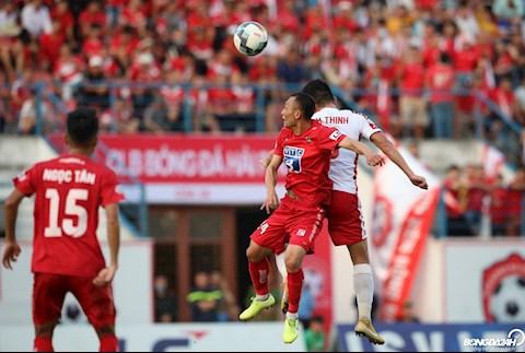 Hai Phong vs TPHCM
