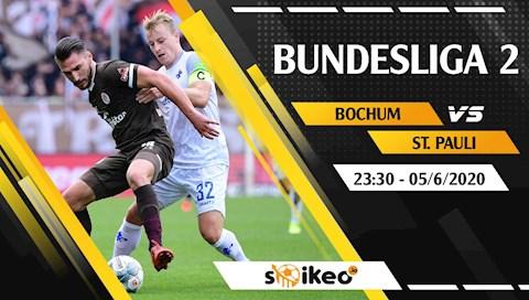 Bochum vs StPauli 23h30 ngày 56 Hạng 2 Đức 201920 hình ảnh